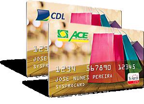 Cartão ACE/CDL